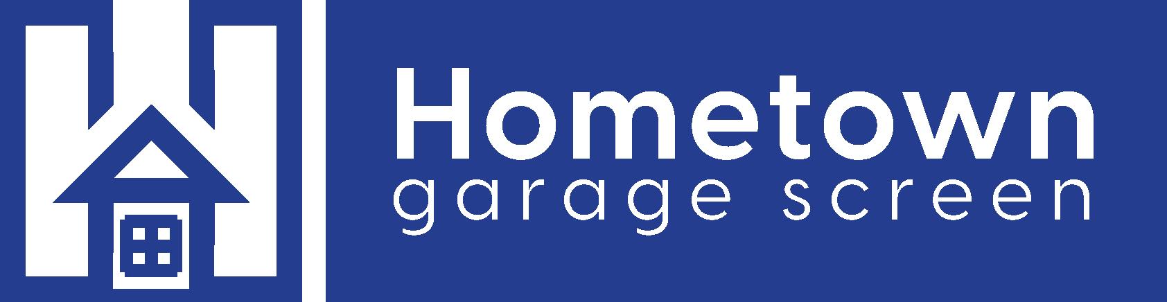Hometown garage screen logo